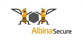 Logo Albina Secure