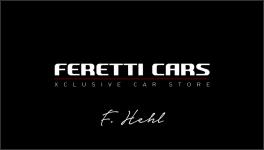 Logo Feretti Cars