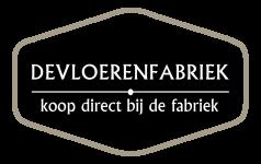 Logo De Vloerenfabriek