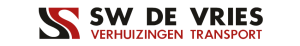 Logo SW de Vries Verhuizingen