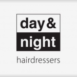 Logo Day and Night Hairdressers Westerstraat