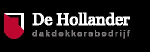 Logo Dakdekkersbedrijf De Hollander