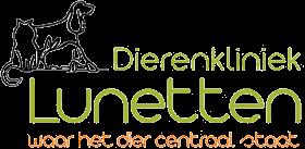 Logo Dierenkliniek Lunetten