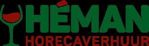 Logo Héman Horecaverhuur