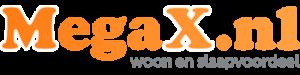 Logo MegaX Woon & Slaapvoordeel