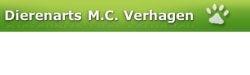Logo Dierenarts  M C Verhagen