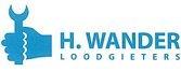 Logo Wander Loodgieters  H