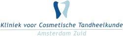 Logo Kliniek voor Cosmetische Tandheelkunde Amsterdam Zuid