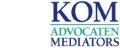 Logo KOM Advocaten