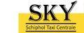 Logo Sky Schiphol Taxi