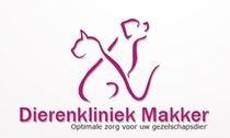 Logo Dierenkliniek Makker