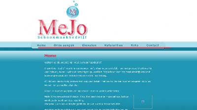 logo Mejo Schoonmaakbedrijf