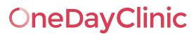 Logo OneDayClinic
