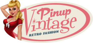 Logo Pinup Vintage