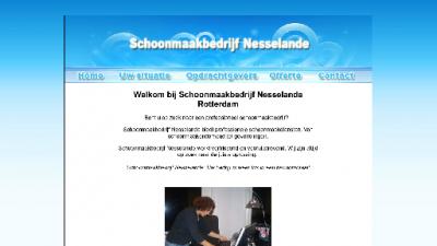 logo Nesselande Schoonmaakbedrijf