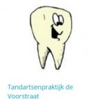 Logo Tandartsenpraktijk de Voorstraat
