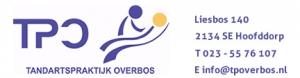 Logo Tandartspraktijk Overbos
