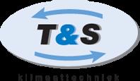 Logo T & S Klimaattechniek