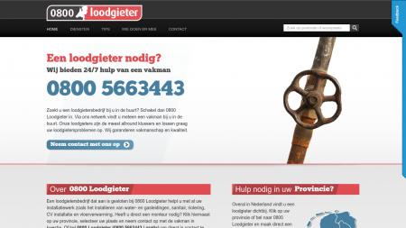 0800 loodgieter