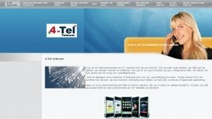 logo 4-Tel Telecom