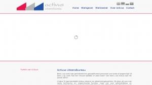 logo Activus Uitzendbureau