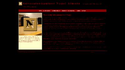 logo Advocatenkantoor Nagel