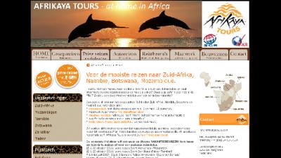 logo Afrikaya Tours