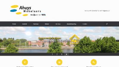 logo Ahuys Makelaars