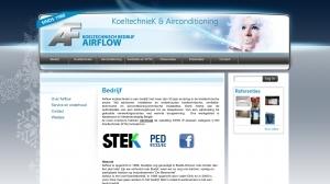 logo Airflow Koeltechniek & Airconditioning