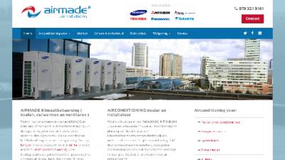 logo Airmade Air Solutions