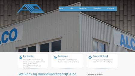 Alco Dakdekkersbedrijf