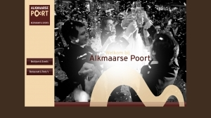 logo Alkmaarse Poort Restaurant Partycentrum