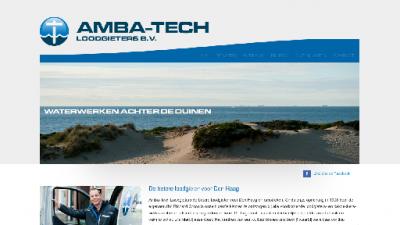 logo AMBA-TECH Loodgieters  BV