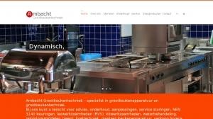 logo Ambacht Horeca & Grootkeukentechniek