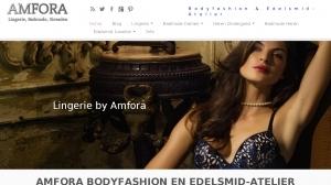 logo Amfora Bodyfashion & Edelsmid-Atelier