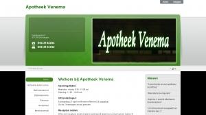logo Apotheek  Venema