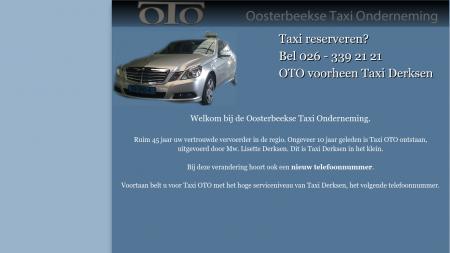 Oosterbeekse Taxi  Onderneming