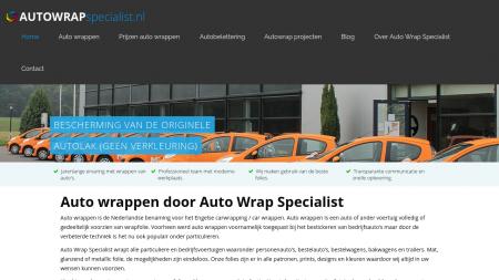 Auto Wrap Specialist