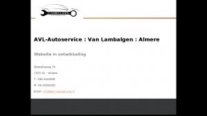 logo AVL Autoservice