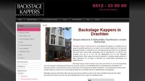 logo Backstage Kappers