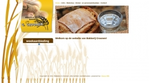 logo Brood- en Banketbakkerij G Croonen
