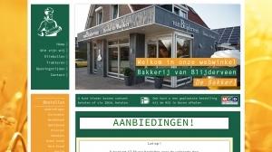 logo Blijderveen Brood- en Banketbakkerij Van