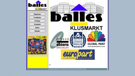 Balles Klusmarkt