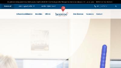 logo Beercoo Schoonmaakbedrijf