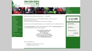 logo Berg Machines Goes BV vd