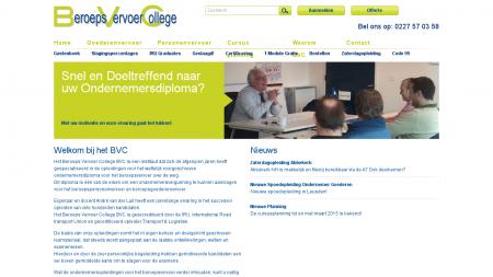 Beroepsvervoer College BVC