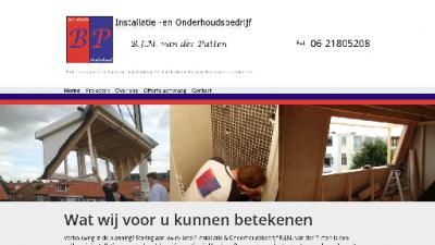 logo Putten Installatie- & Onderhoudsbedrijf B J M van der
