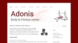 logo Adonis Bodycenter