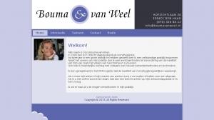logo Bouma & Weel Van Mondhygiënisten