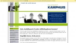 logo Kamphuis Bouwbedrijf